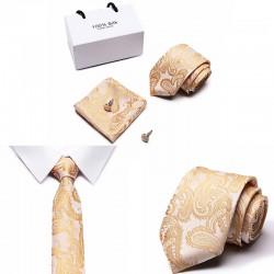 Zlatá Kravata | Manžetové knoflíčky | Kapesníček