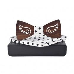 Dřevěný motýlek Křídla