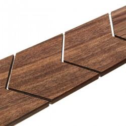 Dřevěná Kravata Flexi